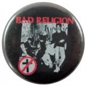 Bad Religion - 'Group' Button Badge